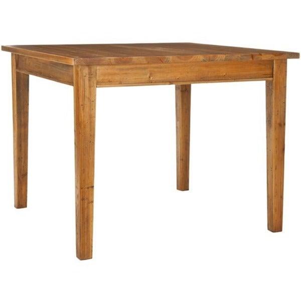 Safavieh Mansfield Oak Finish Dining Table