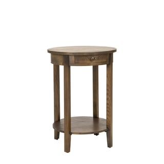 Safavieh Bridgend Oak End Table