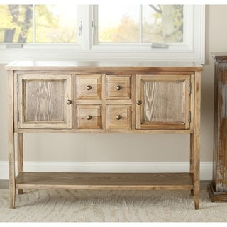 Safavieh Brighton Oak Finish Sideboard