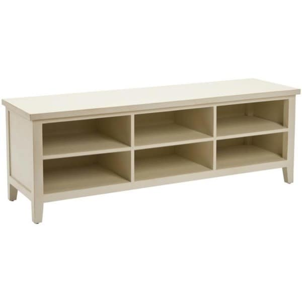 Safavieh Skipton White Bookshelf