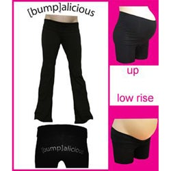 [Bump]alicious Maternity Yoga Pants