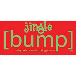Jingle [Bump] Maternity V-neck Top