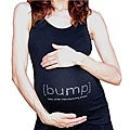 [Bump] Classic Black Tank with Swarovski Crystals