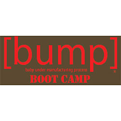 [Bump] Boot Camp Maternity T-shirt