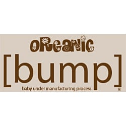 Organic [Bump] Maternity Scoop Neck Tank Top