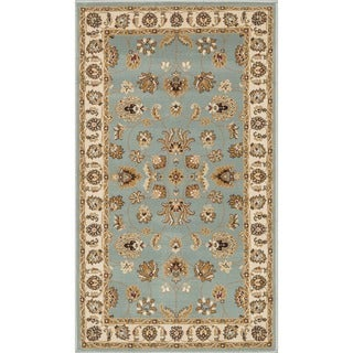 Primeval Blue Oriental Rug (2'3 x 3'9)