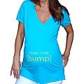 Feed the [Bump] Maternity V-neck T-shirt