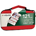 EVA 121-piece Deluxe First Aid Kits (Pack of 4)