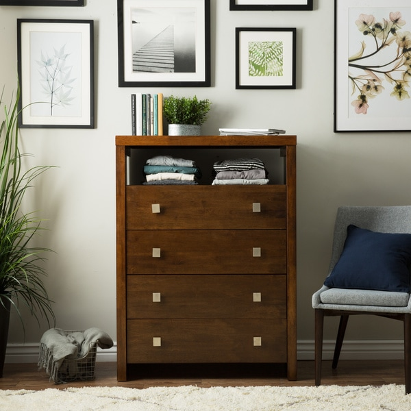 Como 4-drawer Media Chest