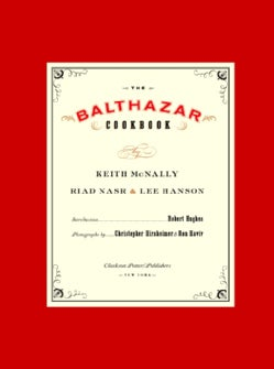The Balthazar Cookbook (Hardcover)