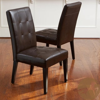 Christopher Knight Home Cambridge Oversized Tufted Dining Chair (Set of 2)