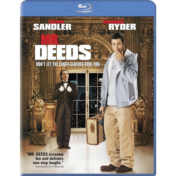 Mr Deeds (Blu-ray Disc) 7568893