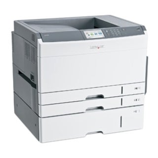 Lexmark C925DTE LED Printer - Color - 600 x 600 dpi Print - Plain Pap