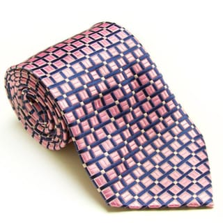 Platinum Ties Men's 'Borderline Metro' Tie