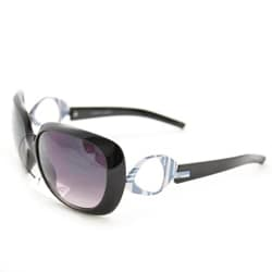 Women's P1613 Black Fashion Sunglasses