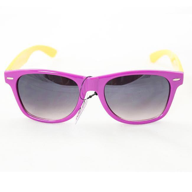 Women's 200 Purple/Yellow Sunglasses
