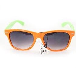 Women's 200 Orange/Green Sunglasses
