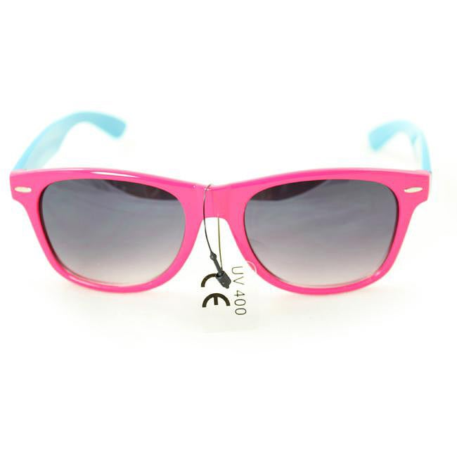 Women's 200 Pink/Blue Fashion Sunglasses