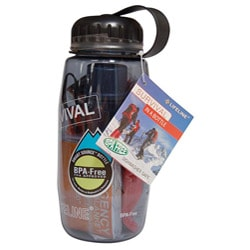 BPA-free 26-oz Survival in a Bottle (Pack of 12)