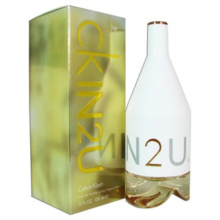 Calvin Klein In2u Women's 5-ounce Eau de Toilette Spray