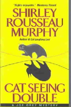 Cat Seeing Double: A Joe Grey Mystery (Paperback)