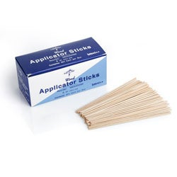 Wooden Applicator Sticks (Case of 864)