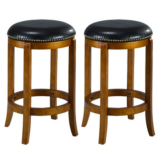Overstock Backless Bar Stools