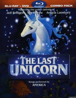 The Last Unicorn (Blu-ray/DVD)