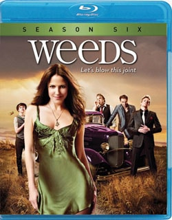 Weeds: Season 6 (Blu-ray Disc)
