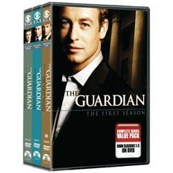 The Guardian: Complete Series Pack (DVD)
