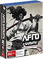 Afro Samurai: The Complete Murder Sessions (Blu-ray Disc)