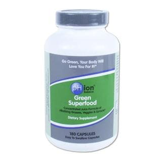 pHion Green Superfood 180-ct Capsules