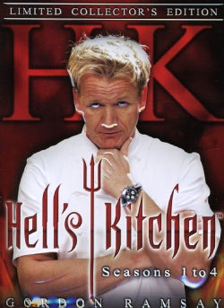 Hell's Kitchen: Seasons 1-4 (DVD)