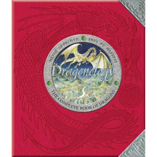 Dr. Ernest Drake's Dragonology: The Complete Book of Dragons (Hardcover)