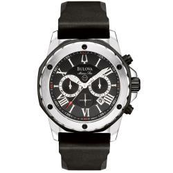 Bulova Men's 98B127 'Marine Star' Chronograph Watch