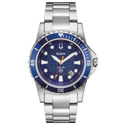 Bulova Men's 'Marine Star' Watch