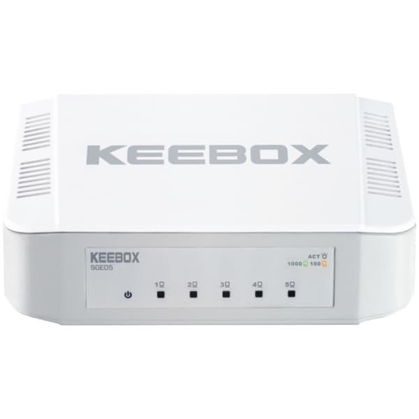 Keebox SGE05 Ethernet Switch
