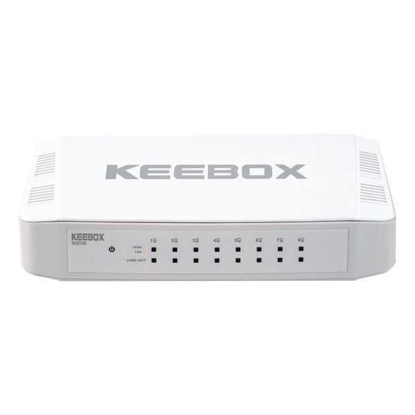 Keebox SGE08 Ethernet Switch