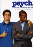 Psych: The Complete Second Season (DVD)