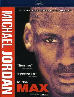 Michael Jordan To The Max (Blu-ray Disc)