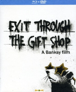 Exit Through The Gift Shop (Blu-ray/DVD)