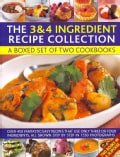 The 3 & 4 Ingredient Recipe Collection (Hardcover)