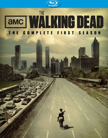 The Walking Dead - Season 1 (Blu-ray Disc)