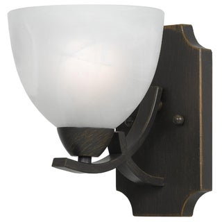 1-light Rush Finish Sconce