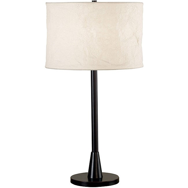 Rowe 30-inch Oil Rubbed Bronze Table Lamp