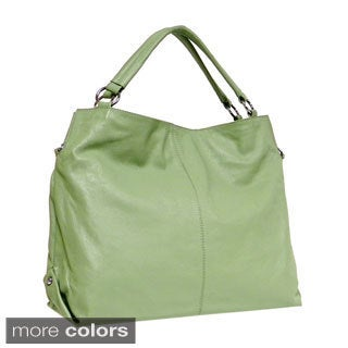 Donna Bella Designs 'Ashley' Large Leather Tote Bag
