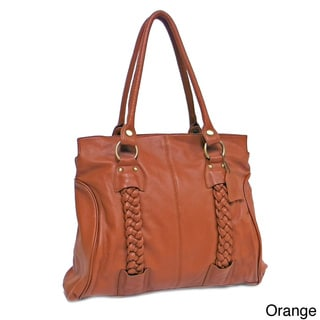 Donna Bella Designs Women's 'Angelina' Shoulder Bag