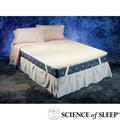 Science of Sleep Virgin Wool Mattress Topper