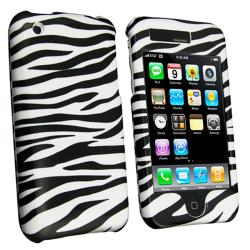 Zebra Protector Case for Apple iPhone 3G/ 3GS