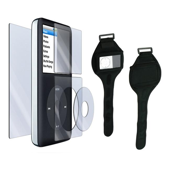 Armband with Screen Protector for Apple iPod Classic